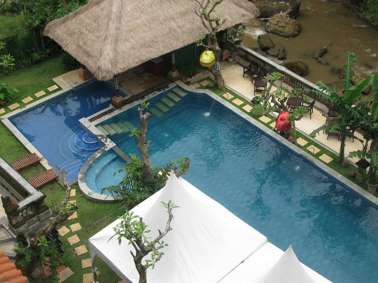 Hotel Ubud Malang Bernuansa Bali Catatan Masa Depan