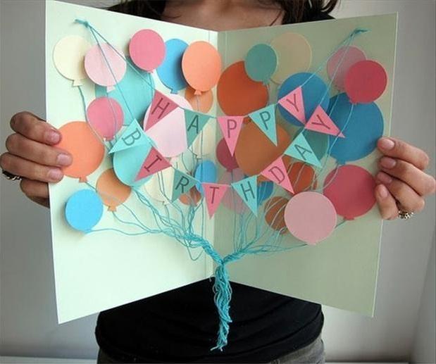 Какие подарки подарить на день рождения маме своими руками